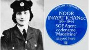 The UK's First Muslim War Heroine Has Been Given A Blue Plaque In Bloomsbury